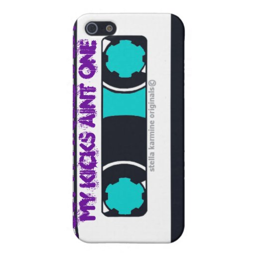 """""""99 Problems but my Kicks aint One""""  iPhone 5 Case"""