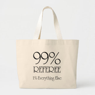 99% Referee Tote Bag