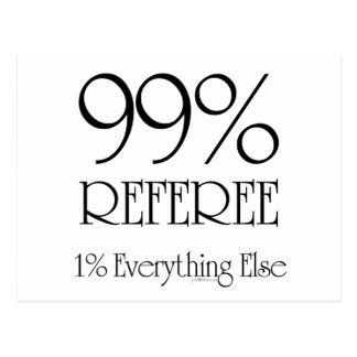 99 Referee Post Card