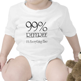 99% Referee Baby Creeper