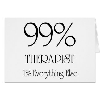 99% Therapist Cards