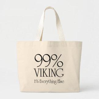 99% Viking Jumbo Tote Bag