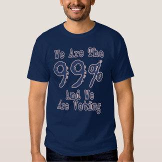 99% We Vote Shirt