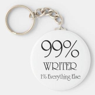 99% Writer Key Ring