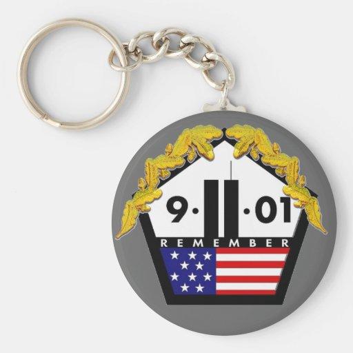 9-11-01 KEY CHAINS