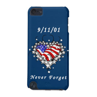 9 11 01 Patriotic Tattoo iPod Touch (5th Generation) Cover