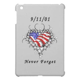 9/11/01 Patriotic Tattoo Case For The iPad Mini