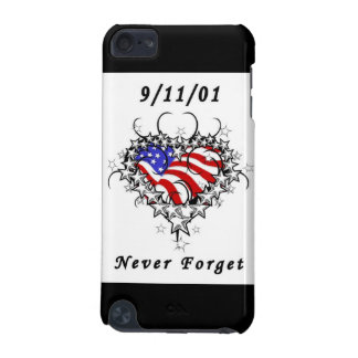 9/11/01 Patriotic Tattoo iPod Touch 5G Case