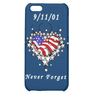 9/11/01 Patriotic Too iPhone 5C Cover