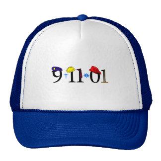 9-11-01 - Remember Hats