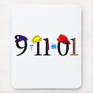 9-11-01 - Remember Mouse Pad