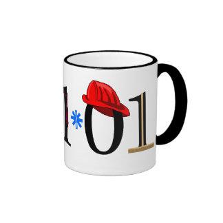 9-11-01 - Remember Ringer Mug