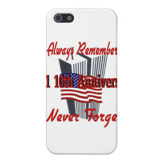 9-11 10th Anniversary Commemorative Case For iPhone 5