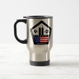 9-11 10th Anniversary Remembrance Coffee Mug