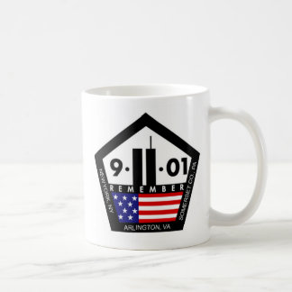9-11 10th Anniversary Remembrance Coffee Mugs
