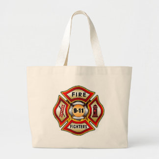 9-11-1 LARGE TOTE BAG