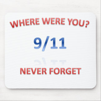 9/11/2001 MOUSE PAD