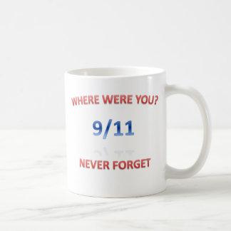 9/11/2001 MUGS