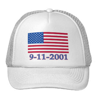 9-11-2001 Never Forgotten Tshirts, Buttons Mesh Hats