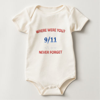 9/11/2001 ROMPERS