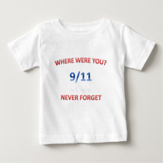 9/11/2001 T SHIRTS
