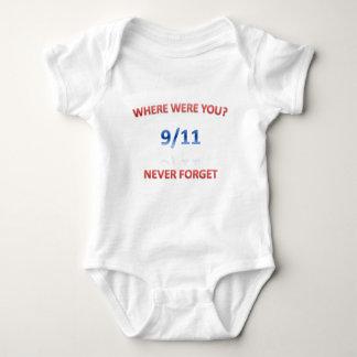 9/11/2001 TSHIRTS