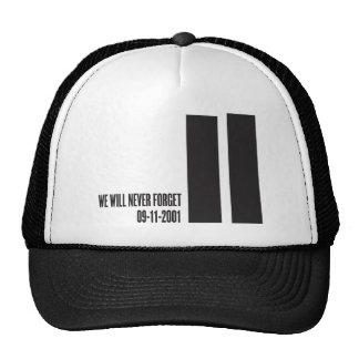 9 11 attacks cap
