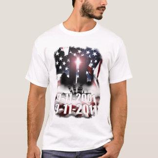 9-11 Decade Memorial T-Shirt