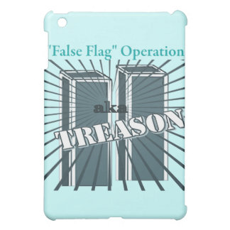 9/11 False Flag Ipad Case