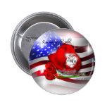 9/11 Memorial Button