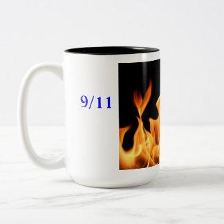 9/11 Memorial Coffee Mug