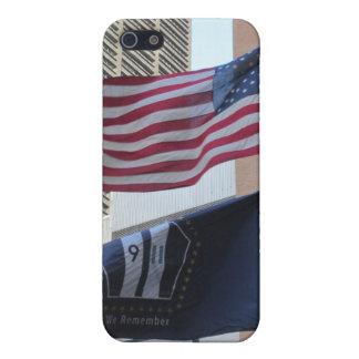9/11 Memorial Flags iPhone 5 Case