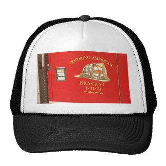 9-11 Memorial Hat