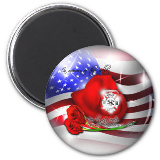 9 11 memorial Magnet