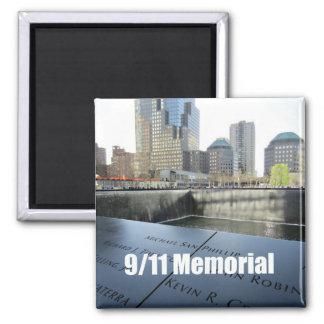 9 11 Memorial Magnets