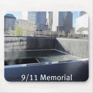 9/11 Memorial Mouse Pads