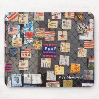 9-11 Memorial Mousepad