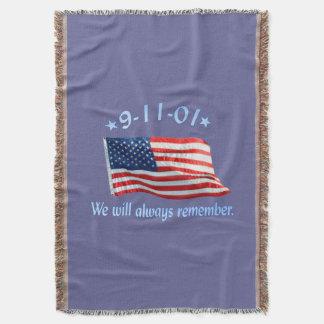 9-11 Memorial We Will Always Remember