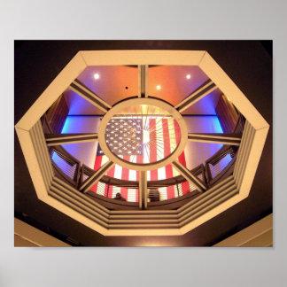 9/11 Pentagon Flag 8x10 Poster
