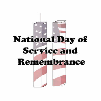 9-11 Remembrance  Day - Patriot Day Cut Outs
