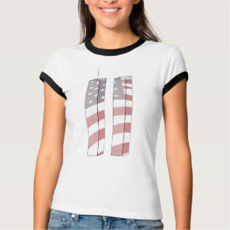 9-11 Remembrance  Day - Patriot Day T-Shirt