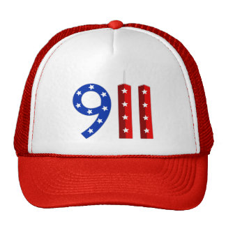 9/11 September 11th - 10th Anniversary Tribute Hat