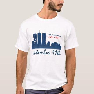 9/11 September 11th Commemorative Custom Tshirt