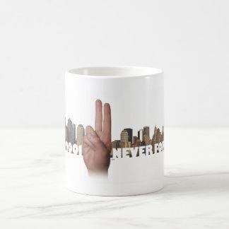 9/11  Skyline Memorial Symbol Cup Coffee Mug