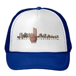 9/11  Skyline Memorial Symbol Hat