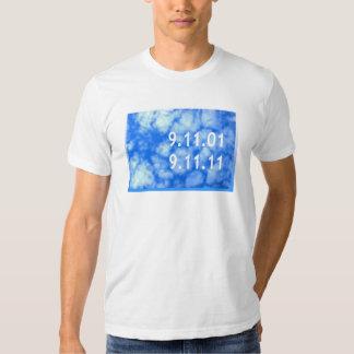 9-11  Tenth Anniversary T Shirts