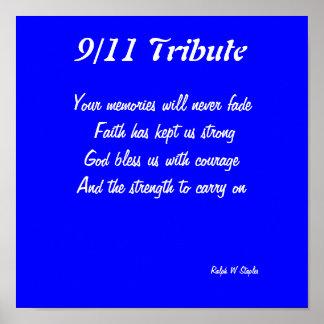 9 11 tribute prints print