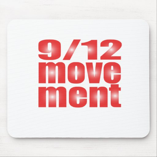 9/12 Movement Mouse Pad