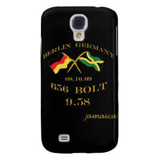 9 58 Jamaica Olympic Speckcase Galaxy S4 Cover