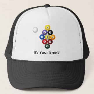 9-ball rack caps